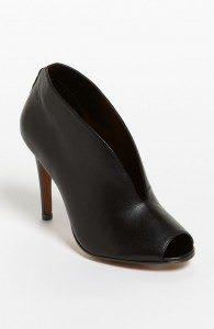 Peep toe booties - $59.96 - nordstrom.com