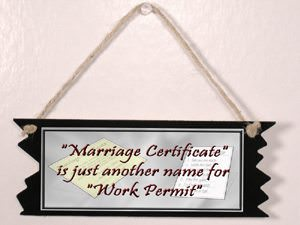 A good marriage is not great - Photo credit: womenonthefence.com