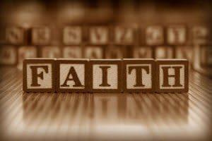 Faith - Photo credit: beliefnet.com
