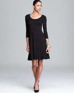 A-Line Dress - $89 - Photo: bloomingdales.com