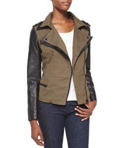 Moto jacket - $128 - Photo: cusp.com