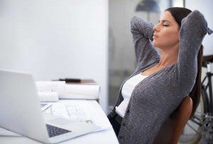 3 apps to help you relax at work - Photo: participaction.com