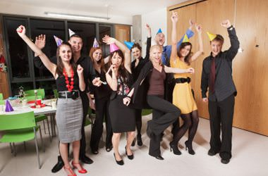 Coffee Break: Is it OK to Skip the Office Holiday Party? - The ...