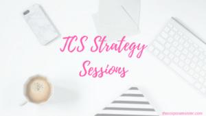 TCS Strategic Sessions